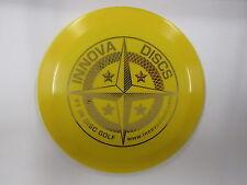Innova First Run Protostar Star Vulcan Yellow w/ Silver Stamp 165g -New
