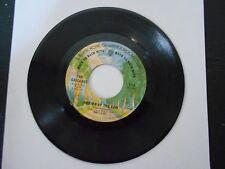 WARNER BROS- RHYTHM OF THE RAIN / THE LAST LEAF- THE CASCADES -  45 RPM RECORD