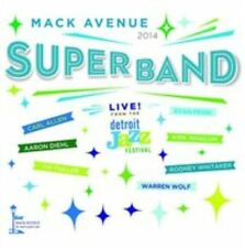 Mack Avenue SuperBand, Live From The Detroit Jazz Festival - 2014, Excellent Liv