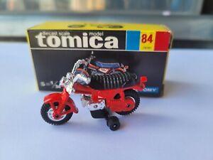 TOMICA 84 - SUZUKI VAN VAN 90 [RED] MINT VHTF BOX GREAT JAPAN