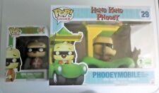 Funko POP Hong Kong Phooey (Rare & Vaulted) + ECCC 2017 Phooeymobile 1 of 3000