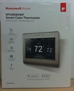 Honeywell RTH9585WF1004/W Wi-Fi Smart Color Programmable Thermostat $249