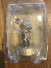 Eaglemoss The Hobbit Collection Figure BALIN THE DWARF Lord Of The Rings Rare