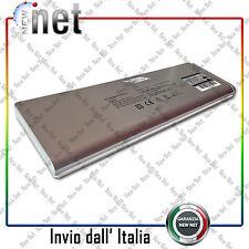 """BATTERIA PER APPLE MacBook Pro 15 """" pollici/ alluminio Unibody  10.8-11.1V 4200M"""