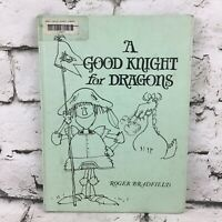 A Good Night For Dragons By Roger Bradfield ExLibrary Hardback Vintage 1967
