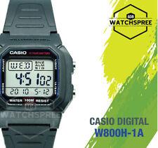 Casio W-800H Digital Watch W800H-1A