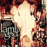Lamb Of God As The Palaces Burn CD 2003 Metal New Sealed