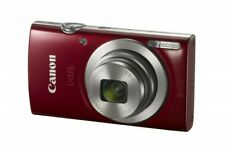 Canon IXUS 185 / Elph 180 Digital Camera (Red)