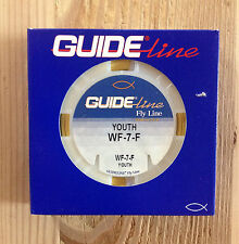 WF Youth / Floating line 57ft Yellow WF-7-F
