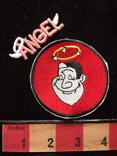 Angel Halo Patch Lot ~ Good Sam Good Boy ~ Little Mr. Perfect 68WF
