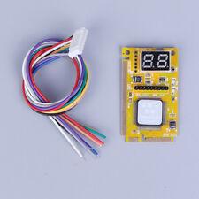 Mini PCI-E PC laptop diagnostic post test debug card + LPC cable F Mu