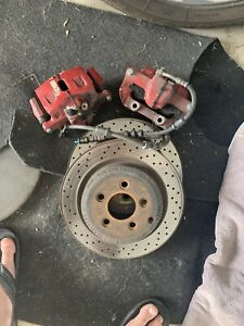F6 fpv ford rear brakes and rotors