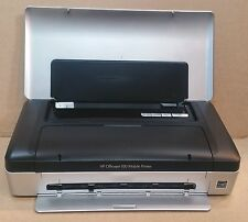 HP OfficeJet 100 Mobile Portable Bluetooth USB InkJet Printer Warranty + Inks