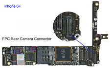 FPC Rear/Big Camera Connector/Socket iPhone 6 Plus Repair Service
