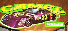 CAMEL Racing CAR #23 Metal Sign SMOKIN JOE'S RACING RARE NASCAR WINSTON CUP 1994