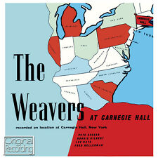 The Weavers - At Carnegie Hall CD