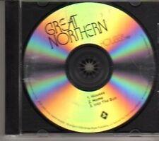 (BX870) Great Northern, Houses - DJ CD