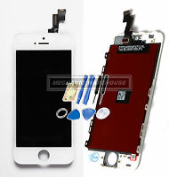 NEW White LCD Digitizer Display Touch Screen Replacement For Apple iPhone 5S SE