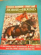 HORSE and HOUND - SHOW JUMPING FUTURE - MARCH 5 1987