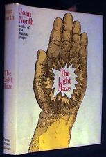 1971 JOAN NORTH FANTASY FICTION THE LIGHT MAZE IN VG JACKET 1st EDITION