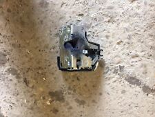 RENAULT CLIO MK2 OFFSIDE DRIVERS SIDE FRONT DOOR LOCK MECHANISM
