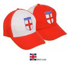 ENGLAND BASEBALL CAP Football World Cup Russia 2018 GB Olympics Souvenir NEW UK