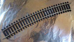 * Hornby R608 Curve 22.5 deg 3rd Radius Track (505mm) OO Gauge x 1 piece