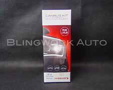 JW Speaker H8 H9 H11 H16 LED 990011ECB 12V Electronic CANbus Harness kit