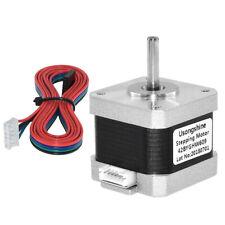 17 Bipolar Stepper Step Motor 0.8N.m 12V 4 Wire for CNC/Printer 42BYGHW609