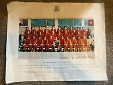 New listing The Welsh Rugby Union National Squad 1971-72 Print/Picture