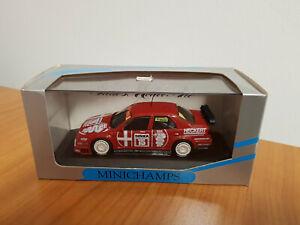 Minichamps 930123 Alfa Romeo 155 V 6 TI DTM 1993 Francia 1:43 Neu u. OVP