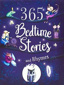 365 Bedtime Stories and Rhymes Book The Fast Free Shipping