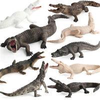 Krokodil Simulation Tiermodell Aktion&Spielzeugfiguren Sammlung Kind