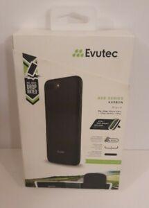 Evutec 813158023940 Karbon Case With Vent Mount for iPhone 8 Plus/7 Plus/6s Plus