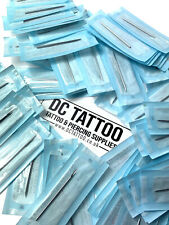 Blade Body Piercing Needles - Sizes 8g to 20g - Choose Qty UK Seller