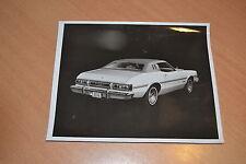 PHOTO DE PRESSE ( PRESS PHOTO ) Ford Torino de 1974 GM013