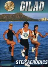 GILAD : STEP AEROBICS -  DVD - UK Compatible - New & sealed