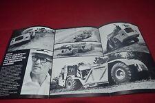John Deere 860 Scraper Pan Dealer's Brochure CDIL