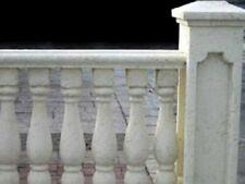 SQUARE COLUMNS  POSTS KEYSTONE FOR BALUSTRADE PRECAST STONE
