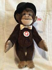 Steiff Frederic The Chimpanzee Monkey EAN 034398 Limited Edition