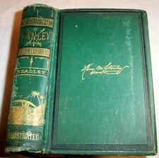 THE ACHIEVEMENTS OF STANLEY AND OTHER AFRICAN EXPLORERS, BY J.T. HEADLEY, 1878