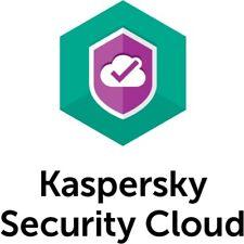 Kaspersky Security Cloud 2021 3/ 5 ou 20 Appareils 1 An FR