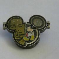 Disney Walt and Mickey Locket Pin