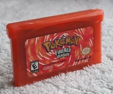 Pokemon: FireRed Version (Nintendo Game Boy Advance, 2004) Fire Red GBA