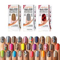 Sally Hansen Salon Effect Real Nail Polish Strips~BUY 3 GET 1 FREE~FREE SHIPPING