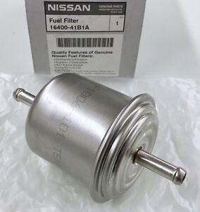 Infiniti Fuel Filter M30 M45 G20 I30 Q45 16400-41B1A New OEM