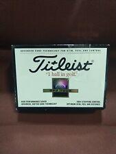 Titleist Hp Tour Golf Balls Tpc Edition - 12 Count