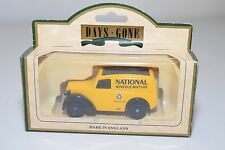 ! LLEDO DAYS GONE DG58017 MORRIS Z VAN NATIONAL BENZOLE MIXTURE MINT BOXED