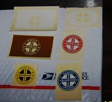 NOS Schwinn DECAL's - Chicago Quality - 7 to choose U PICK WHICH! MINTY USABLE