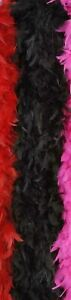 """40"""" Child Feather Boa Feathered Roaring Flapper 20's Costume Accessory 14.8 gram"""